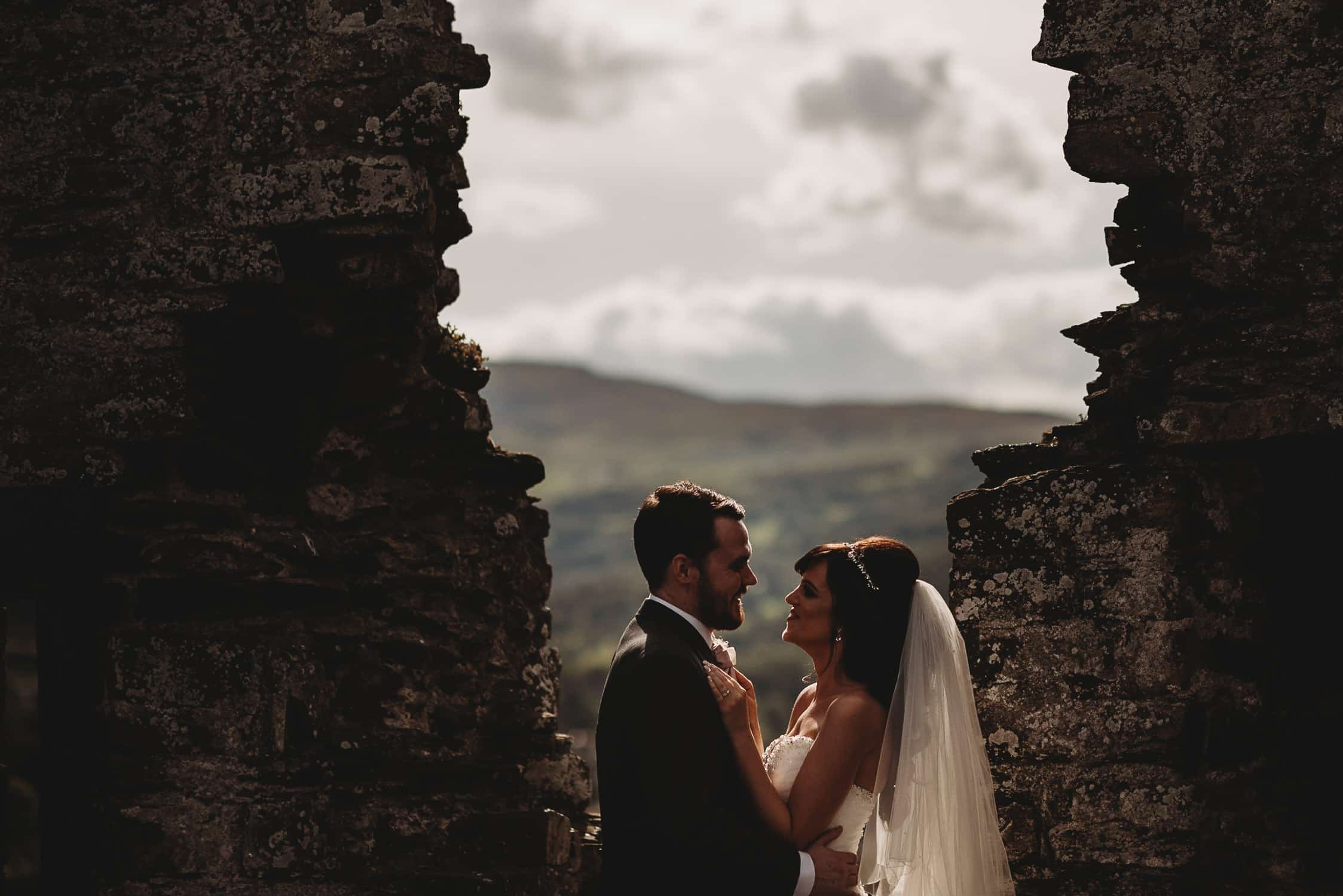 Conwy Castle Wedding Photographer