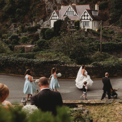 Bae Abermaw Barmouth Wedding Photographer
