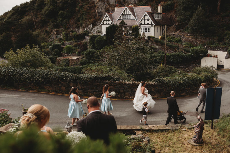 Bae Abermaw Barmouth Wedding Photographer