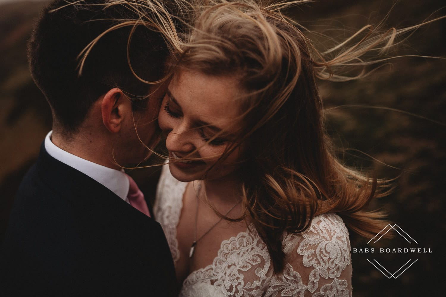 North Wales Wedding Photographer post wedding shoot with real couple in North Wales