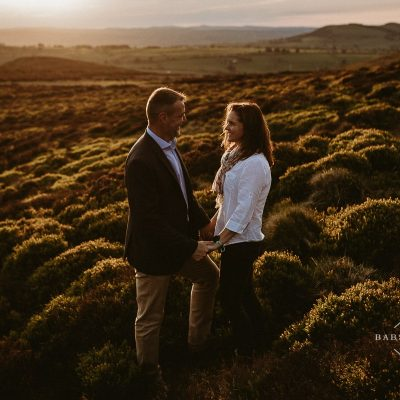 Pre-Wedding shoot in the hills of North Wales