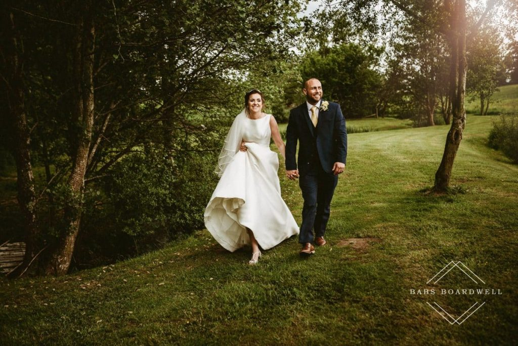 Adam & Hannah's relaxed wedding day at the Vale Country Club in Ruthin