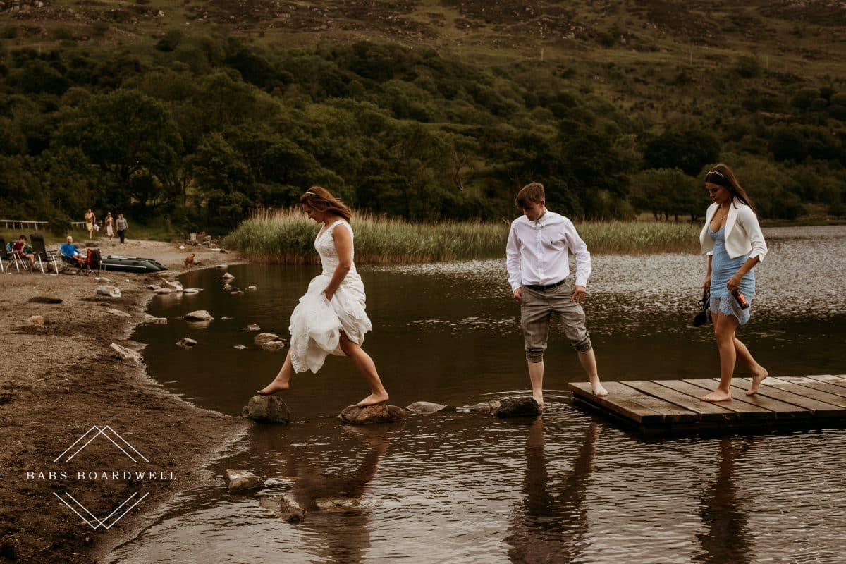 A beautiful wedding day in Snowdonia