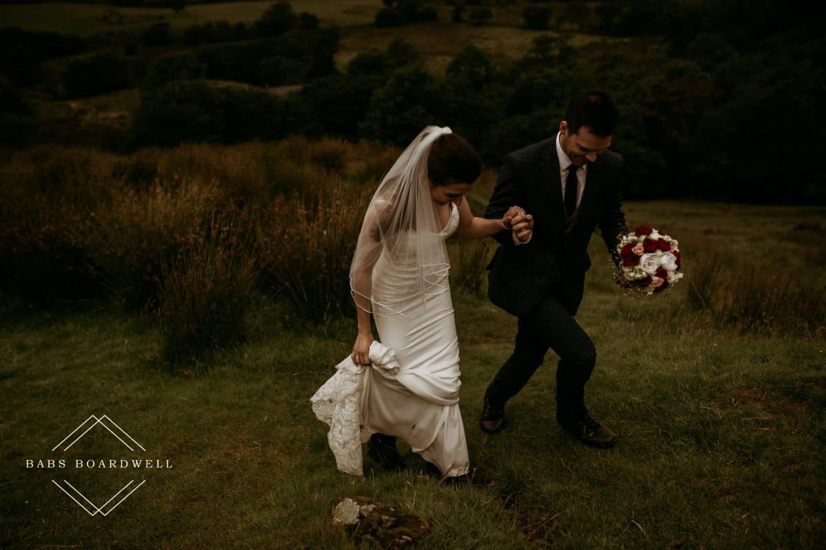 Ian & Magda's Welsh Elopement in Snowdonia
