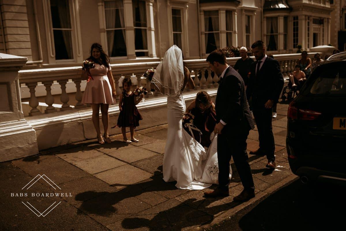 Llandudno Pier Wedding