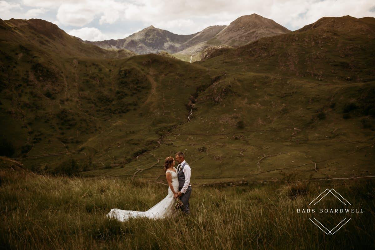 Llyn Gwynant Wedding Photographer