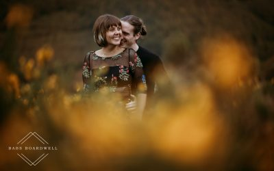 Llangollen Engagement Session