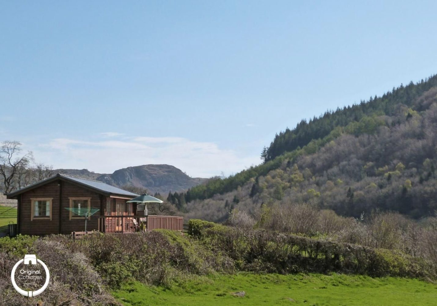Best of Wales Caban Betws