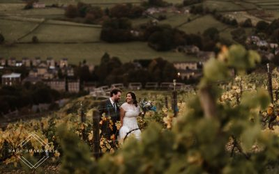 English Sri Lankan fusion wedding at Holmfirth Vineyard