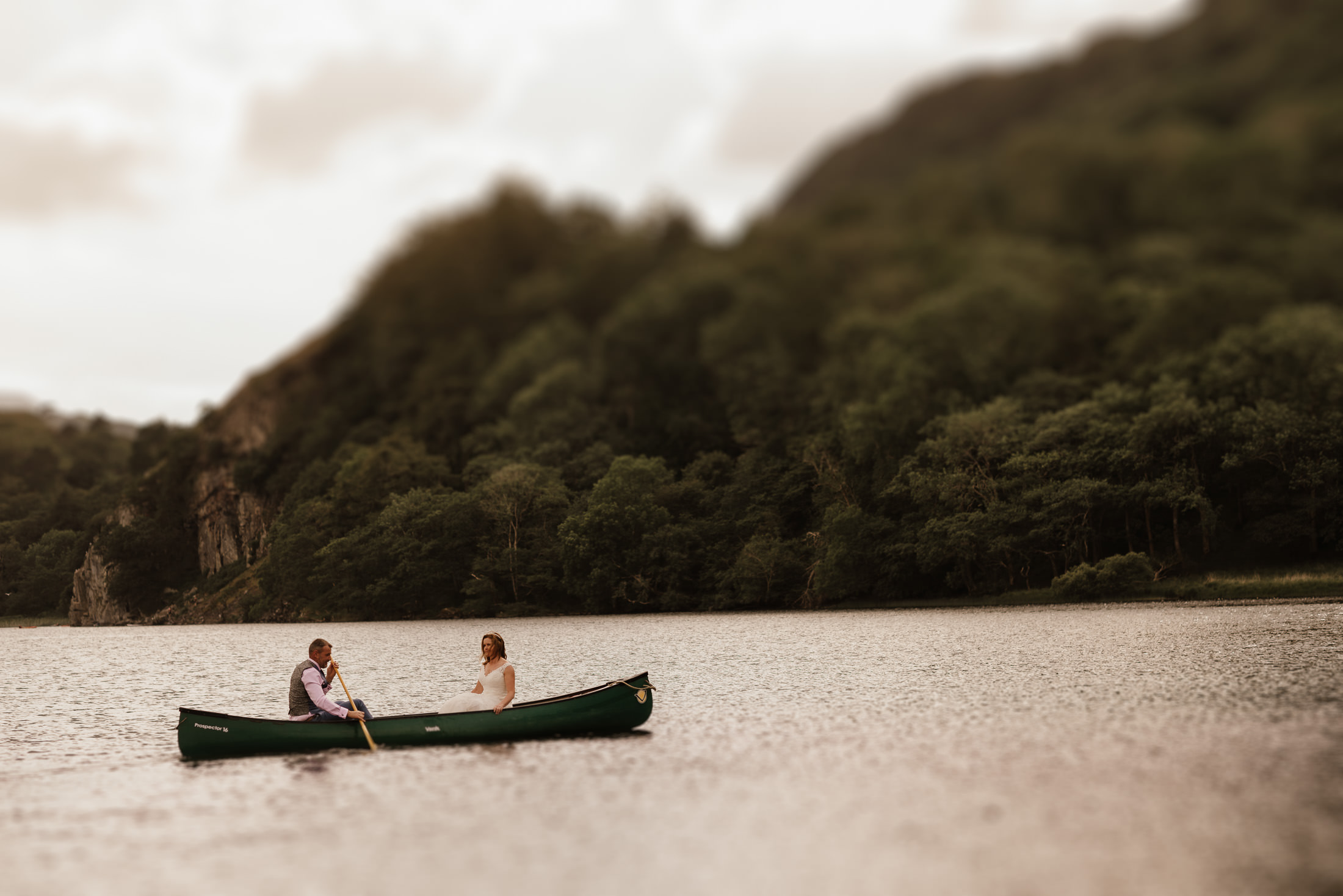 North Wales Wedding and Elopement Photographer