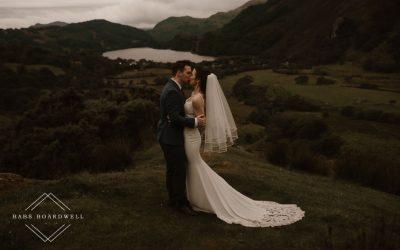 Ian & Magda's Welsh Elopement