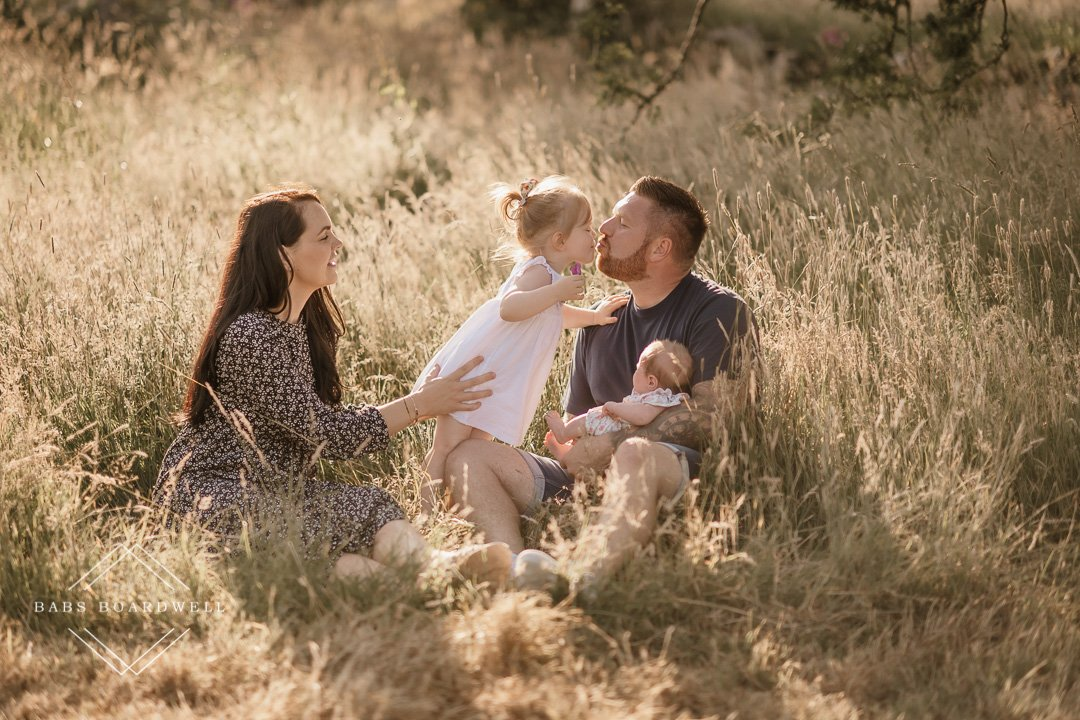 North Wales Family Photographer
