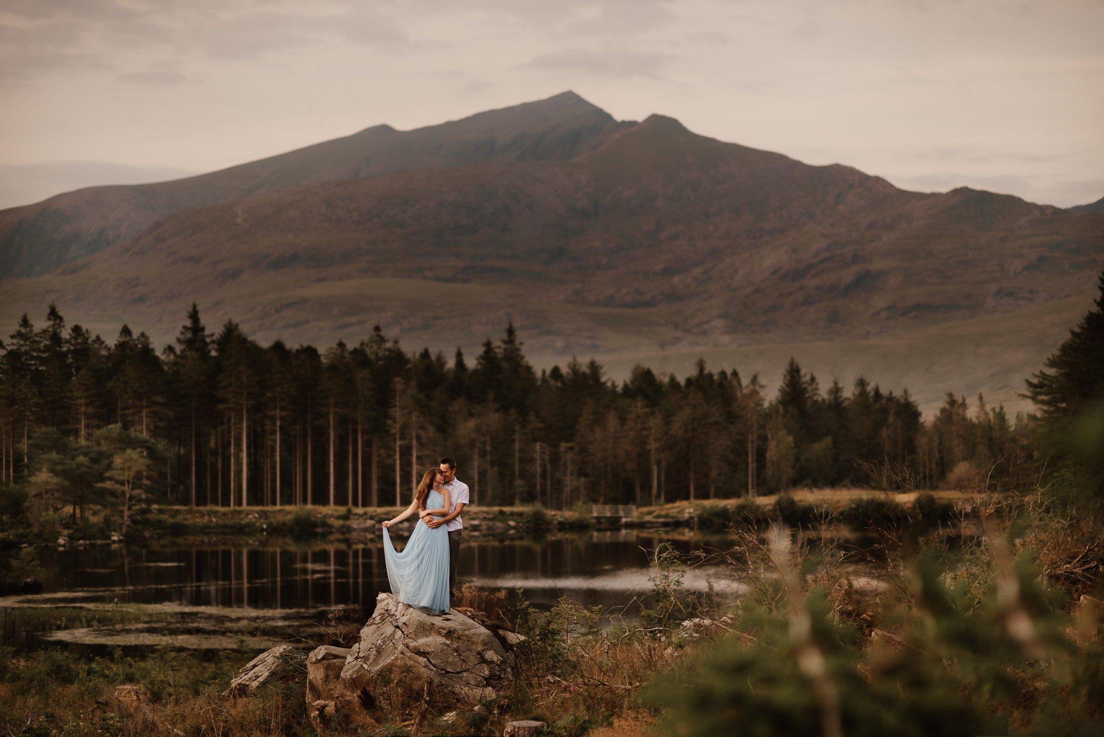 pre-wedding photography uk