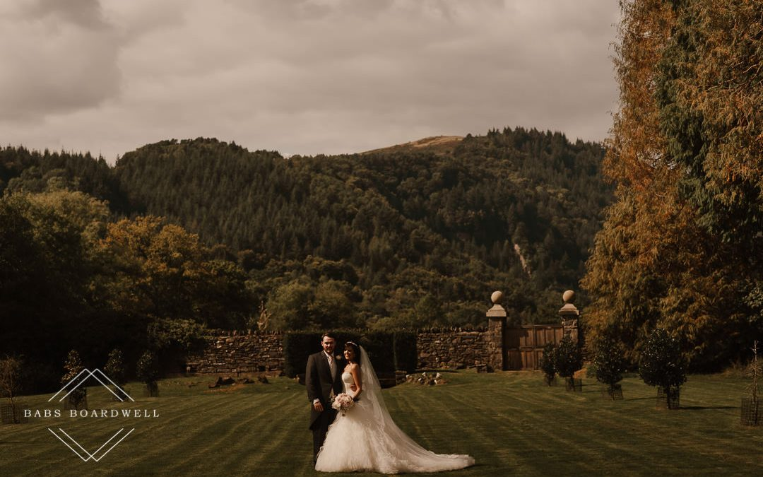 Gwydir Castle Wedding Photography