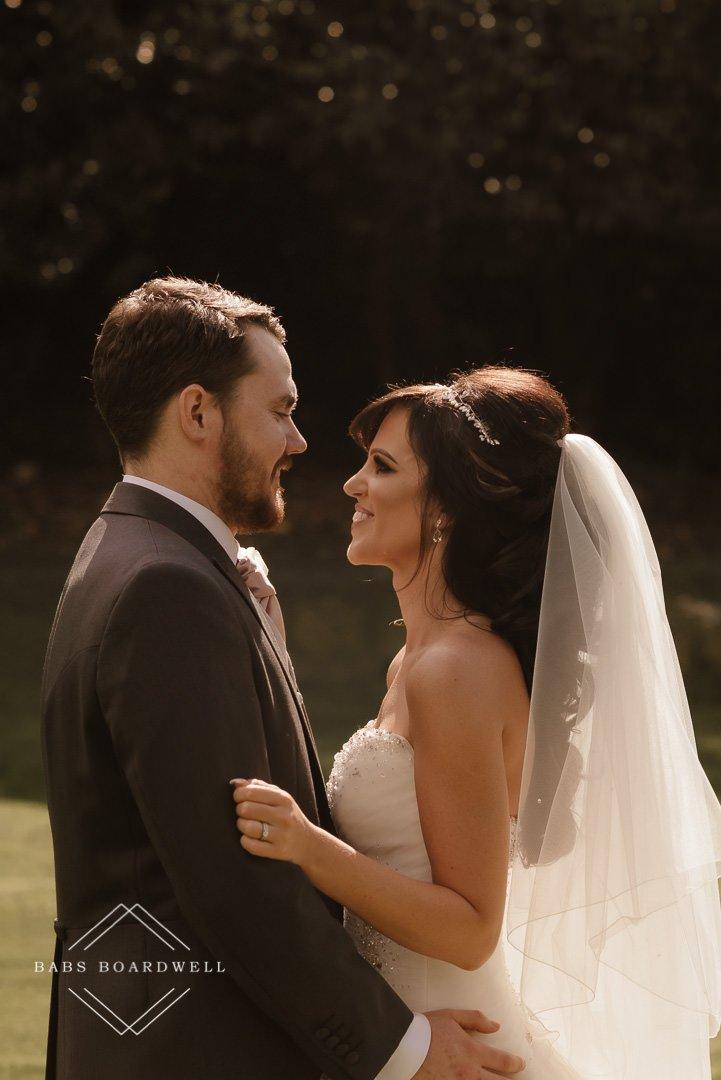 Romantic wedding at Gwydir Castle