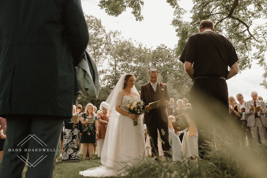 can you legally marry outside in England & Wales