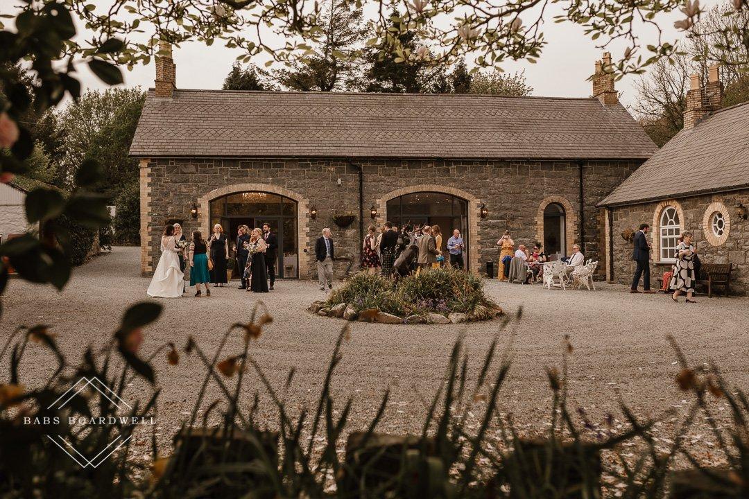 Talhenbont Hall Wedding Photography