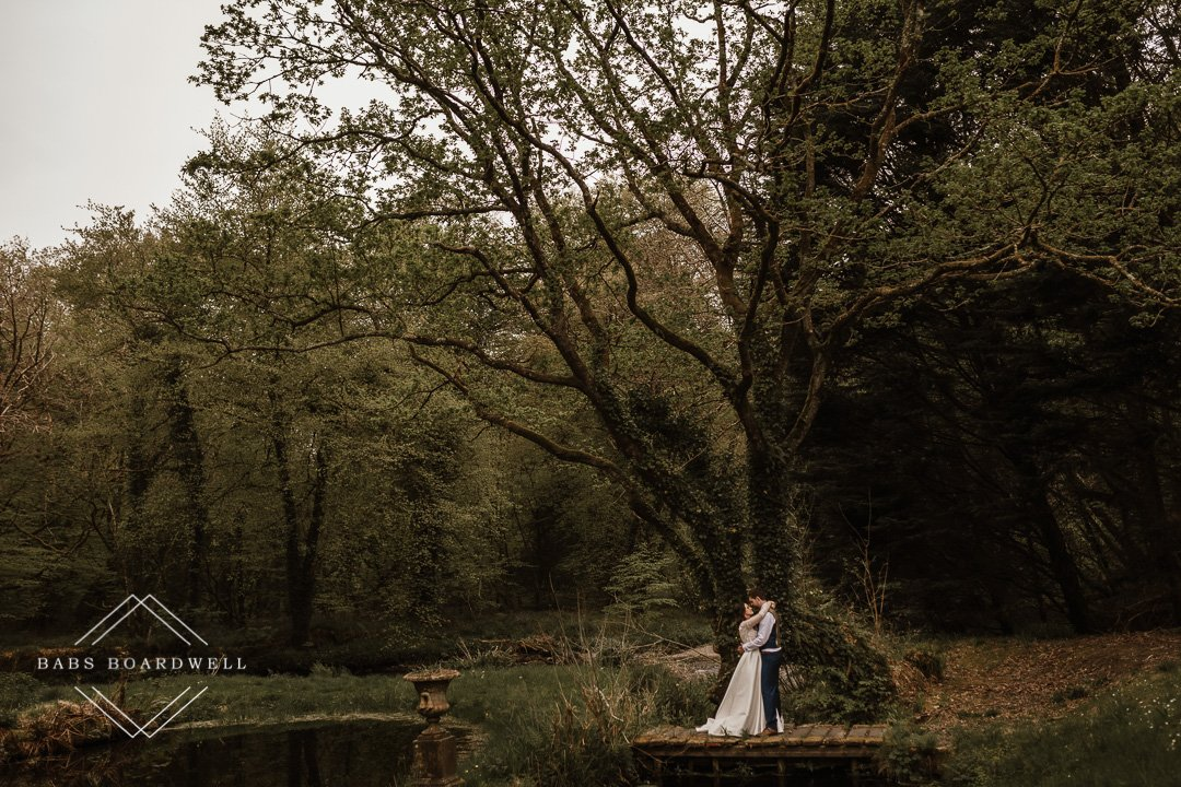 Talhenbont Hall Wedding Photography