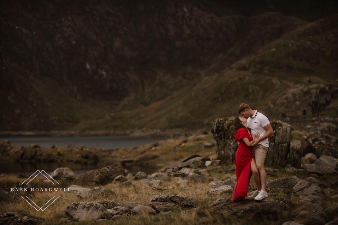 Adventure Couple Sessions in Snowdonia
