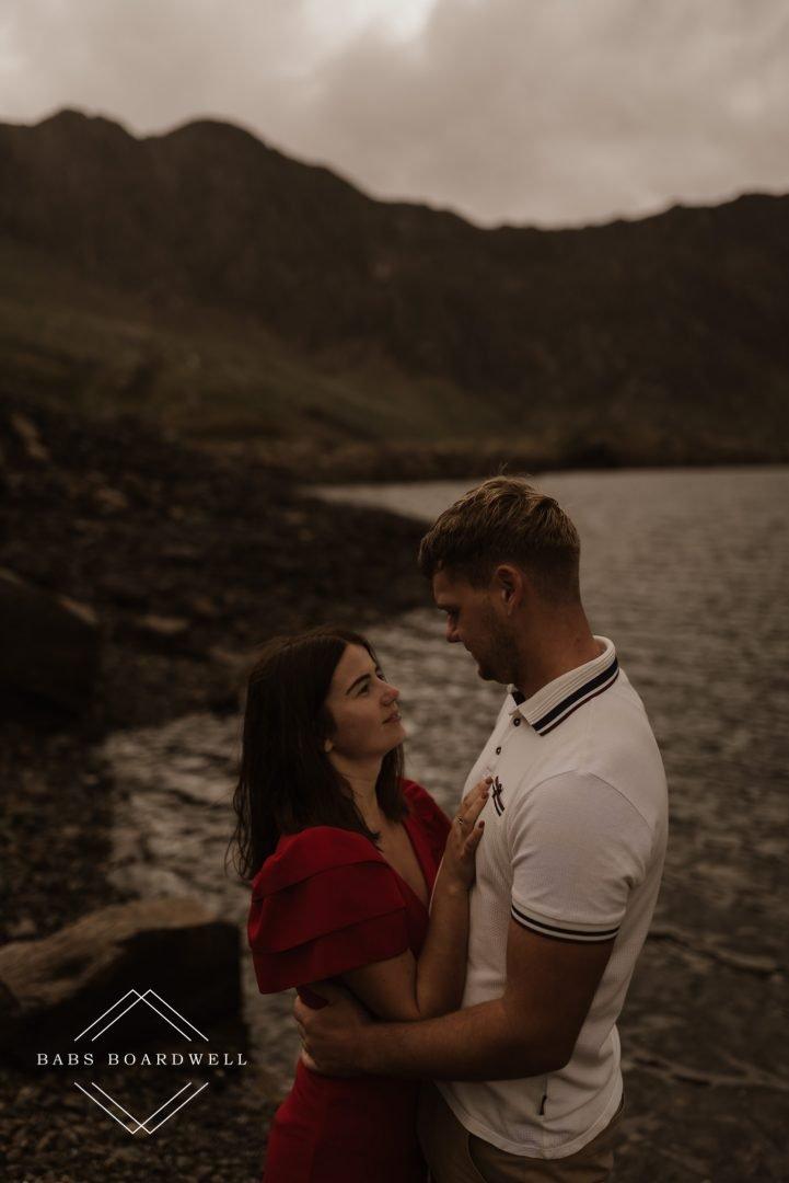 Snowdon Couple Photography