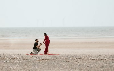 Secret proposal in Wales