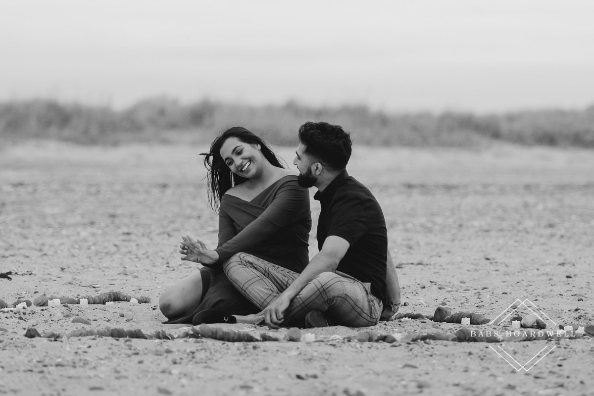 Proposal photographer in Wales