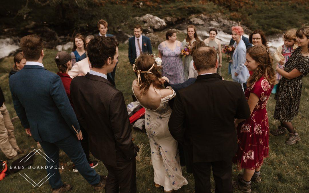 Steffan & Becki's Snowdonia Elopement