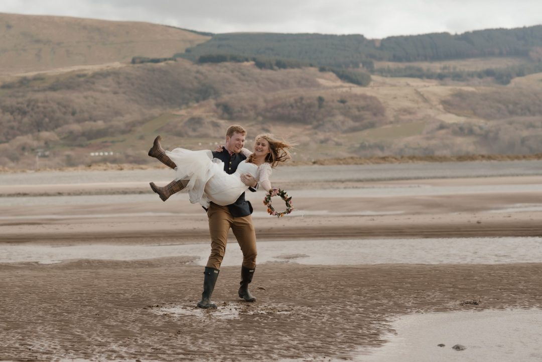 North Wales Wedding & Elopement Photographer
