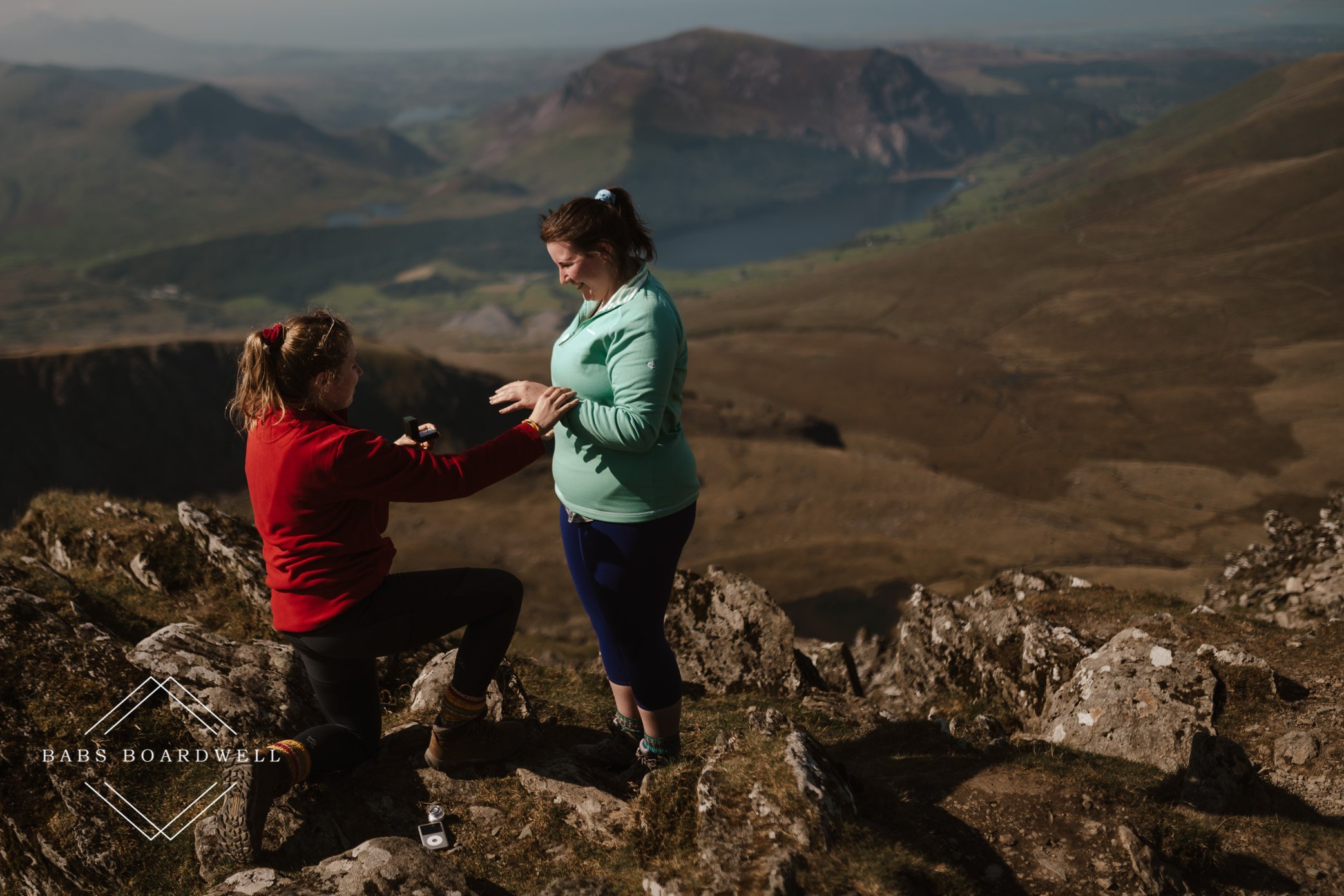 Proposal Photographer Snowdonia