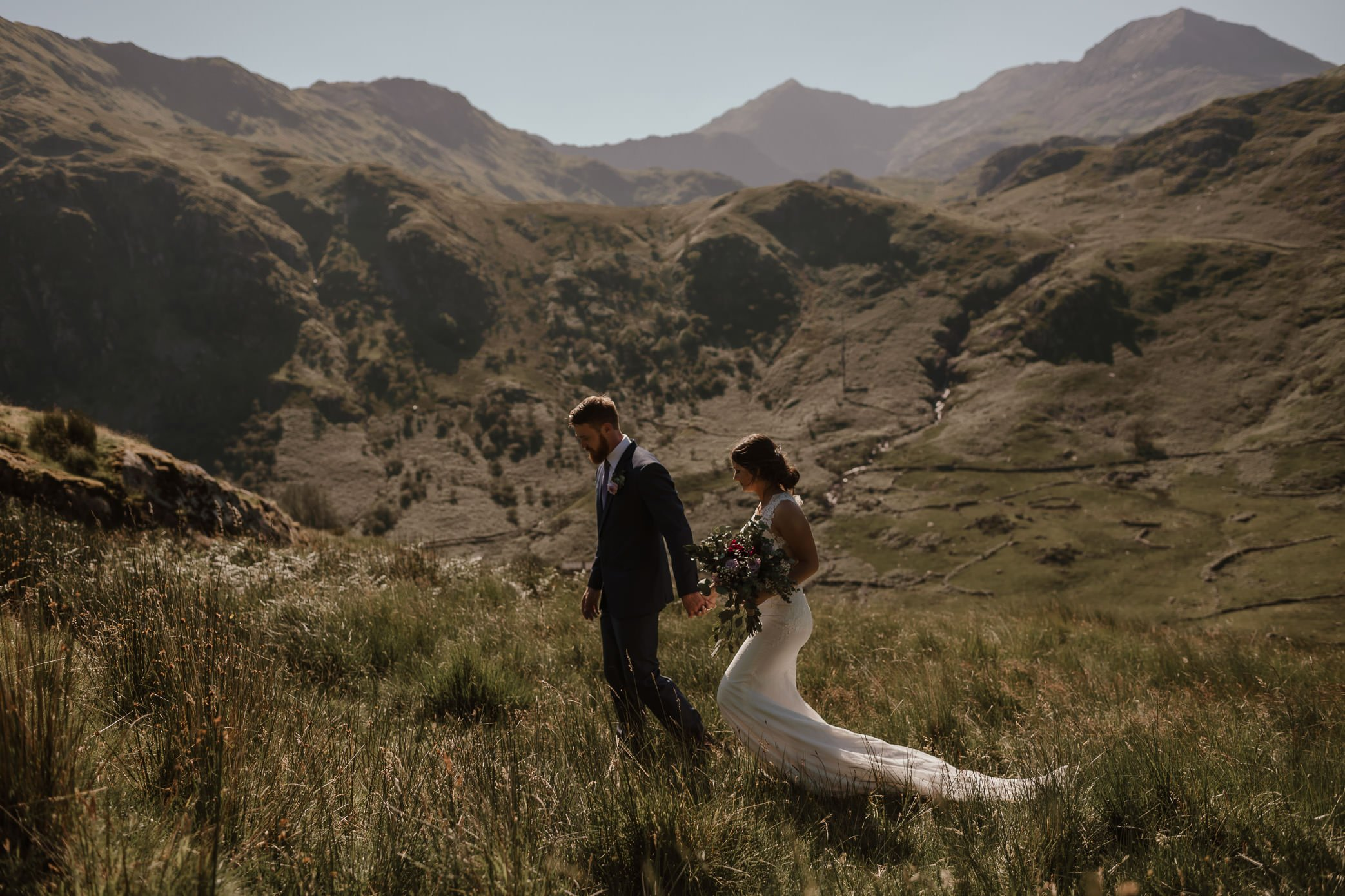 Snowdonia Wedding & Elopement Photographer
