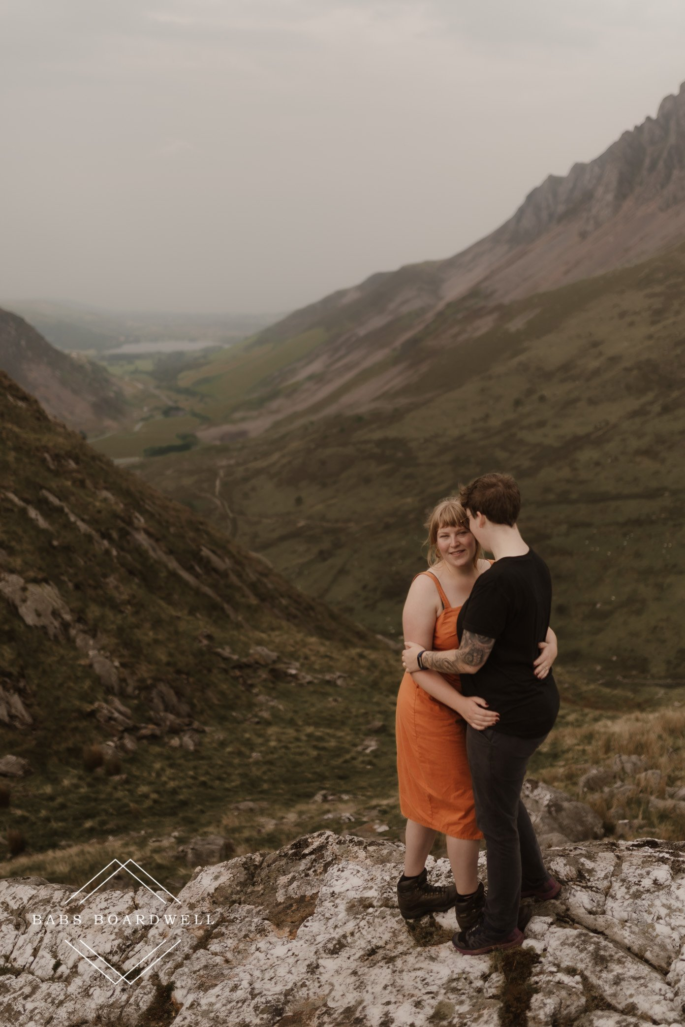 the best places to elope in Wales