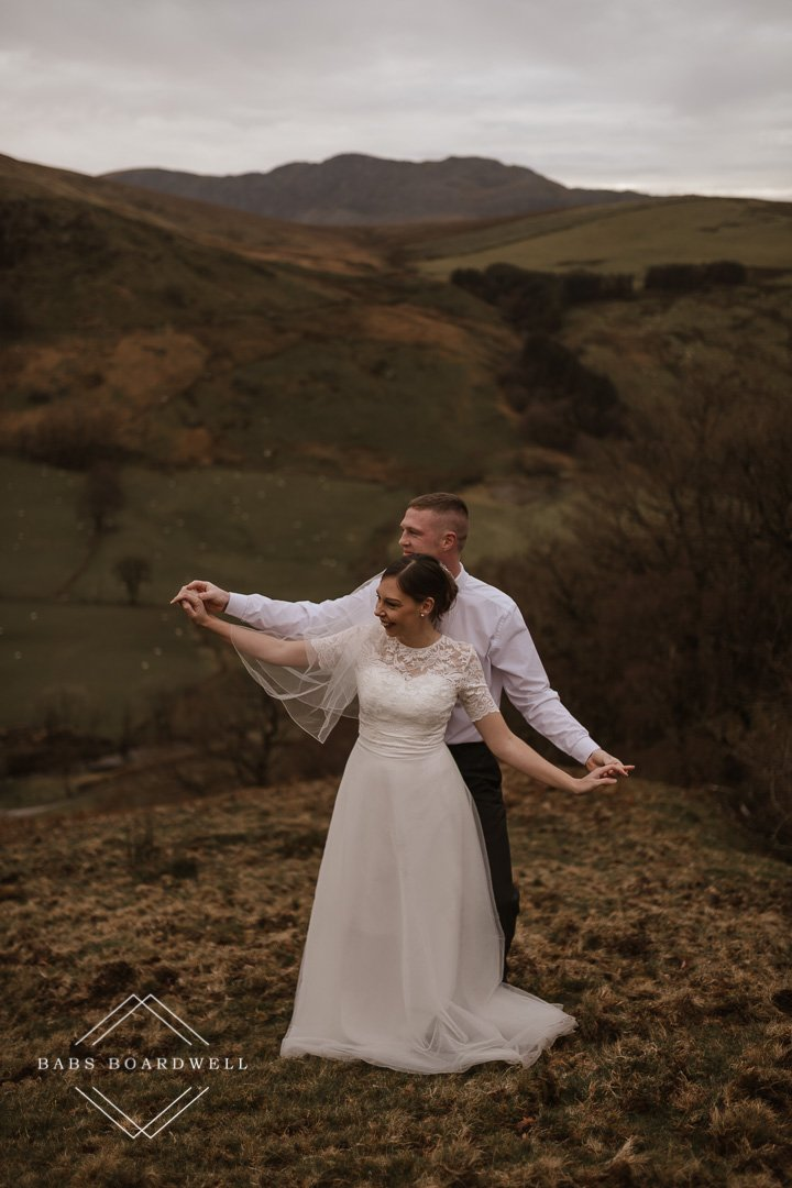 the most stunning and best places to elope in Wales