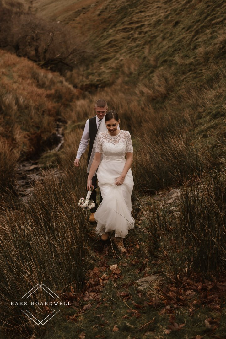 the best most stunning locations to elope in Wales