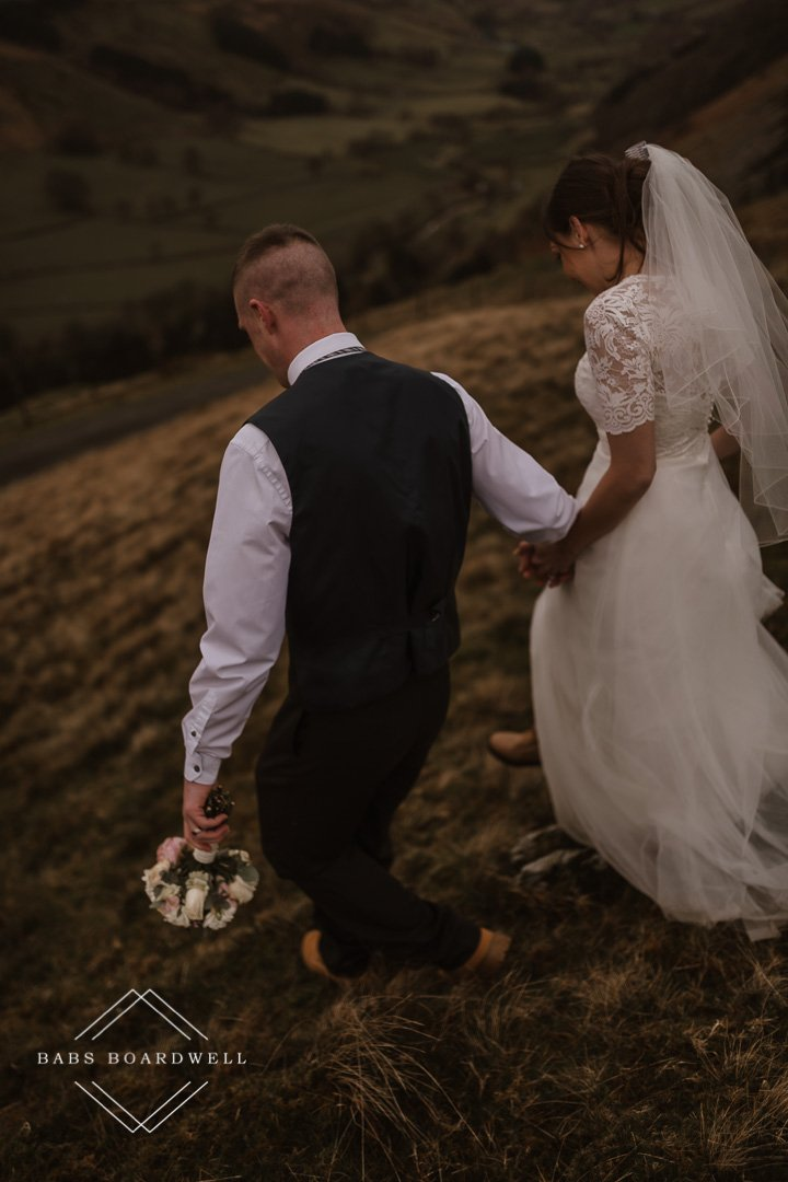 North Wales Wedding & Elopement Photography