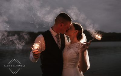 Beautiful post-wedding photography around Bala