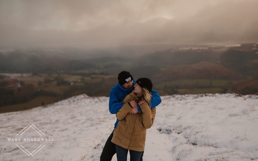 Alternative Valentine's Day date ideas for outdoor loving couples