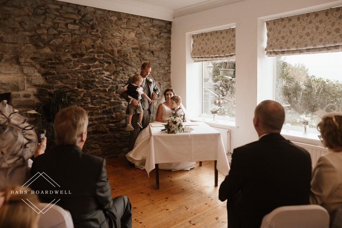 Bae Abermaw Wedding Photography