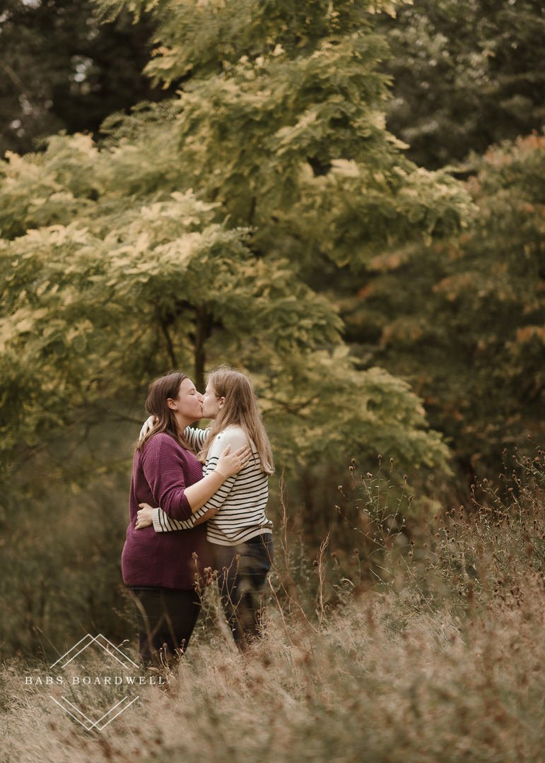 engagement photosession in Wales