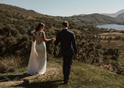 Wales Elopement Photographer