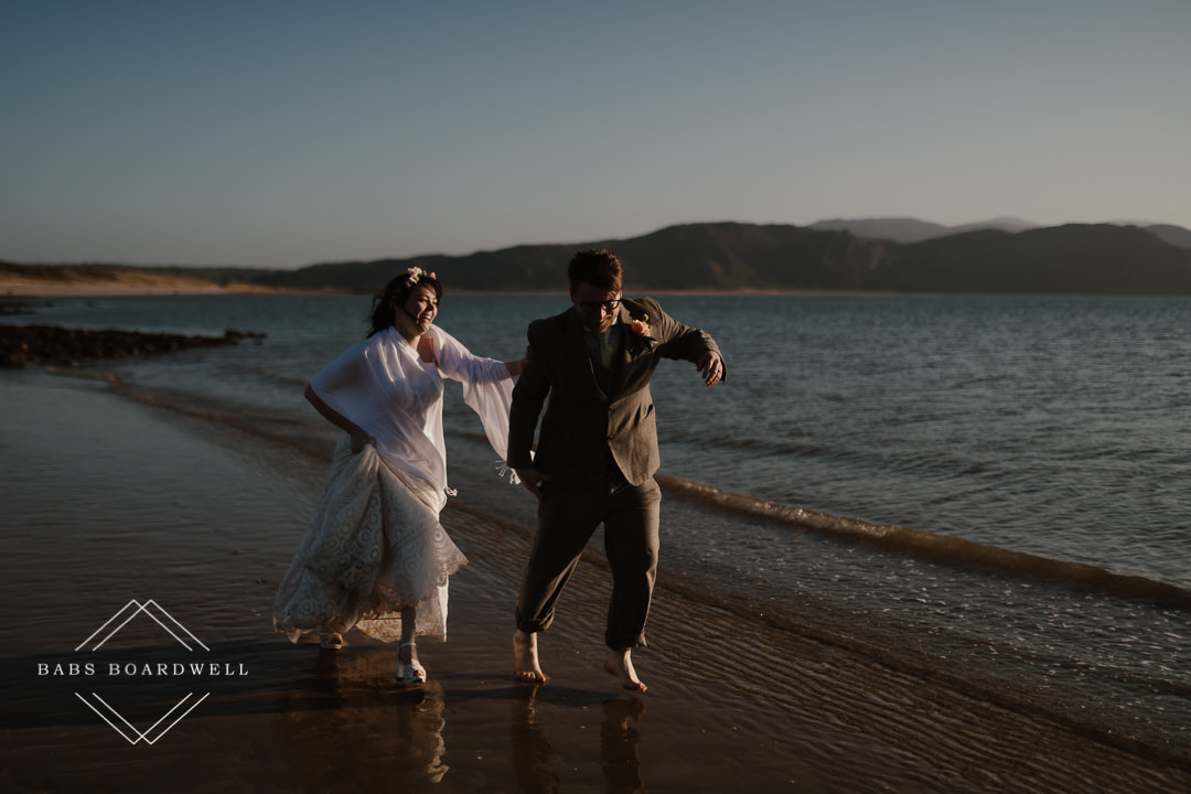 Wedding Photographer in North Wales | UK Elopement Photographer