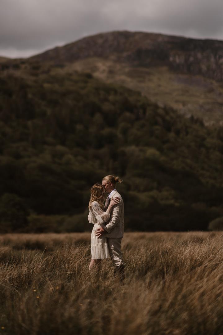 Snowdonia Elopement | Wedding Photographer North Wales | UK Elopement Photographer