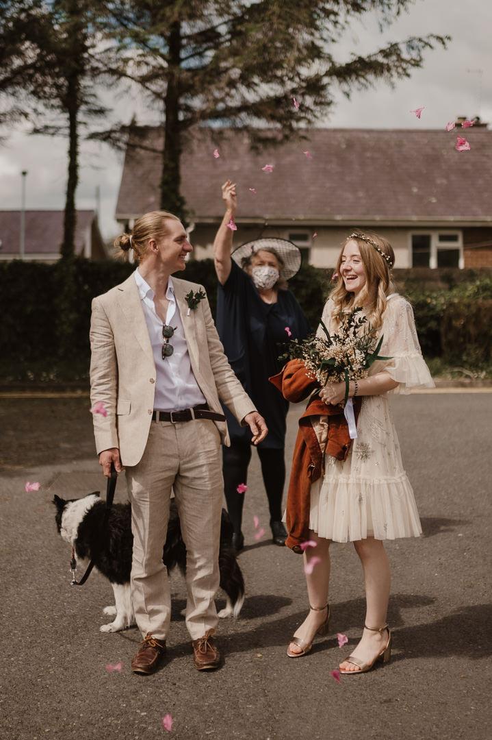 Pwllheli elopement Wedding Photographer North Wales
