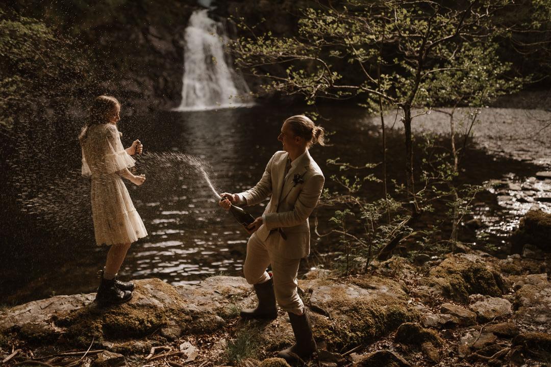 Wedding Photographer North Wales | UK Elopement Photographer