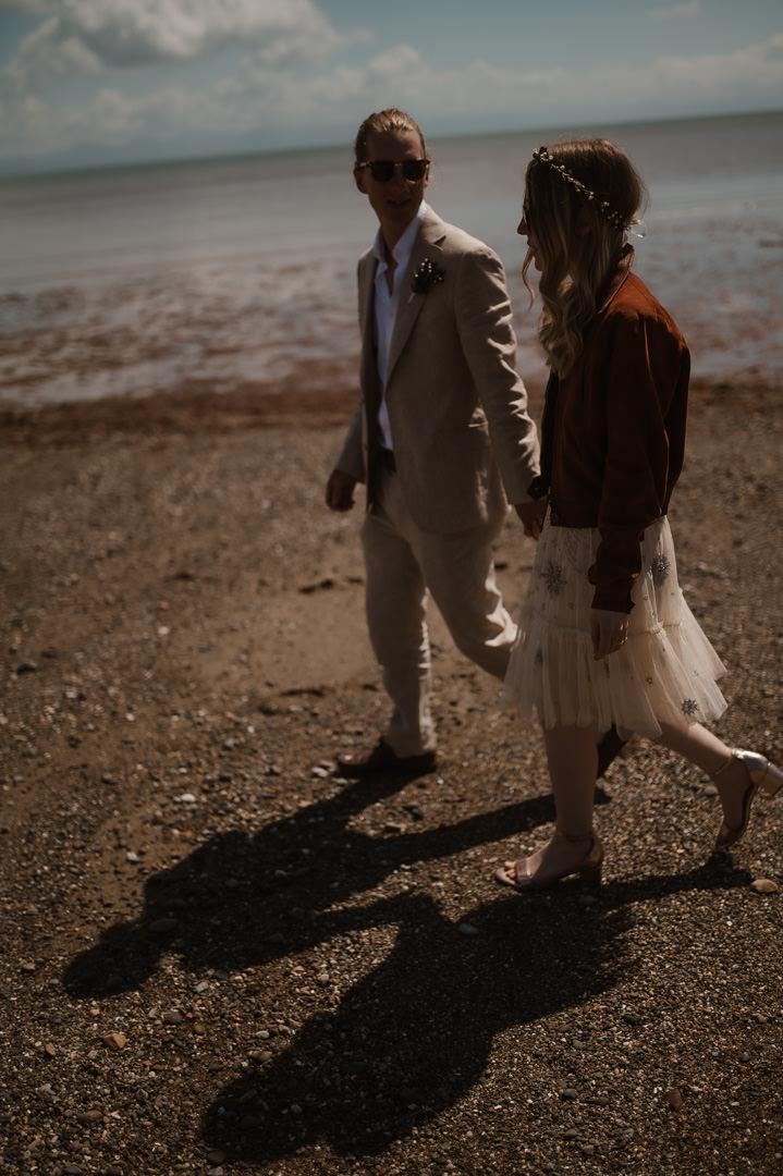 Pwllheli Elopement | Wedding Photographer North Wales | UK Elopement Photographer