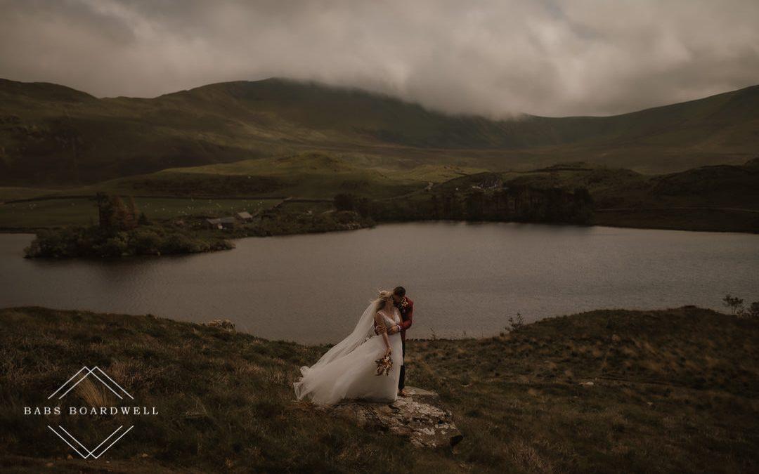 Welsh Mountain Elopement