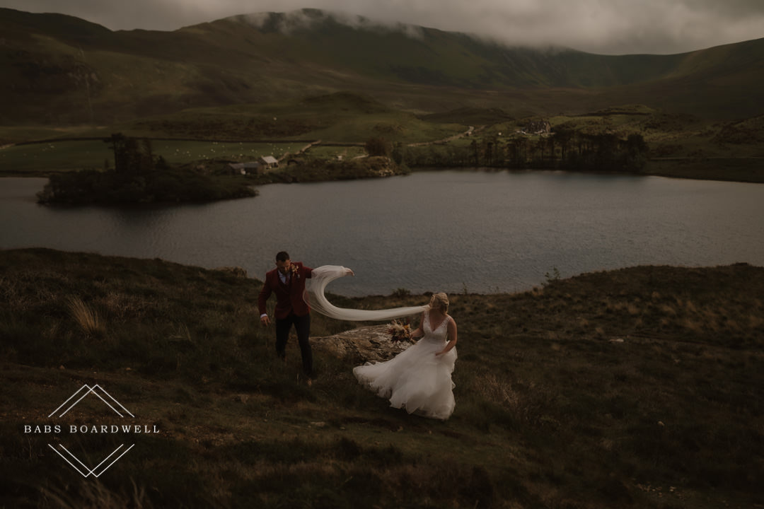 Wedding Photographer North Wales ! UK Elopement Photographer