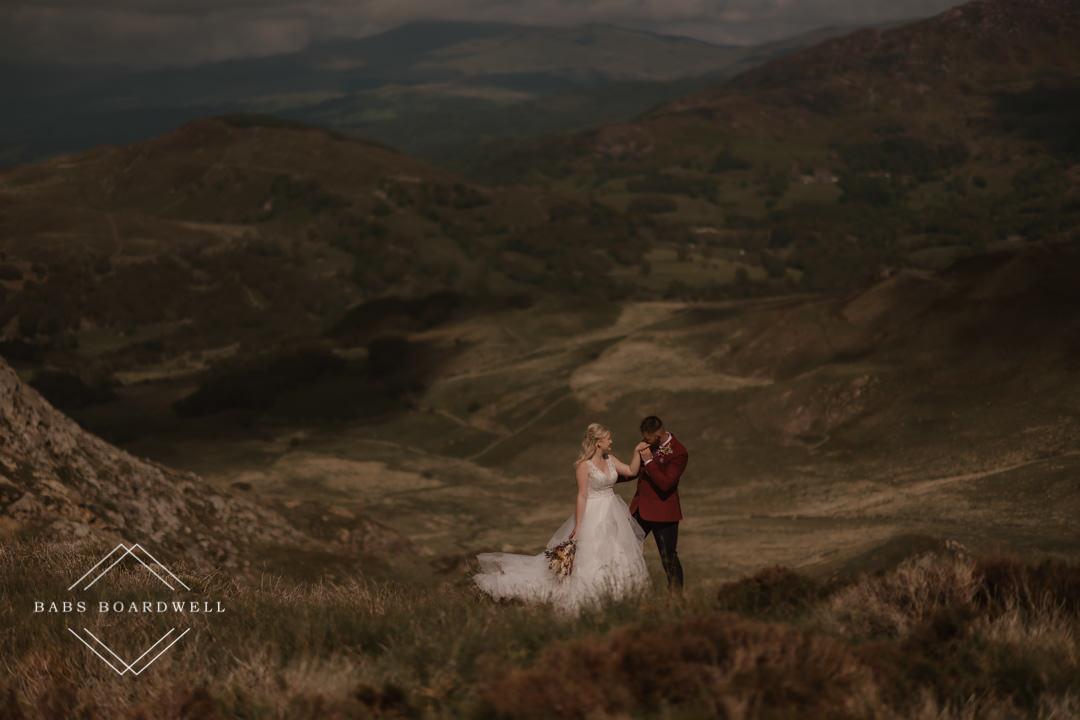 Wedding Photographer in North Wales & UK Elopement Photographer