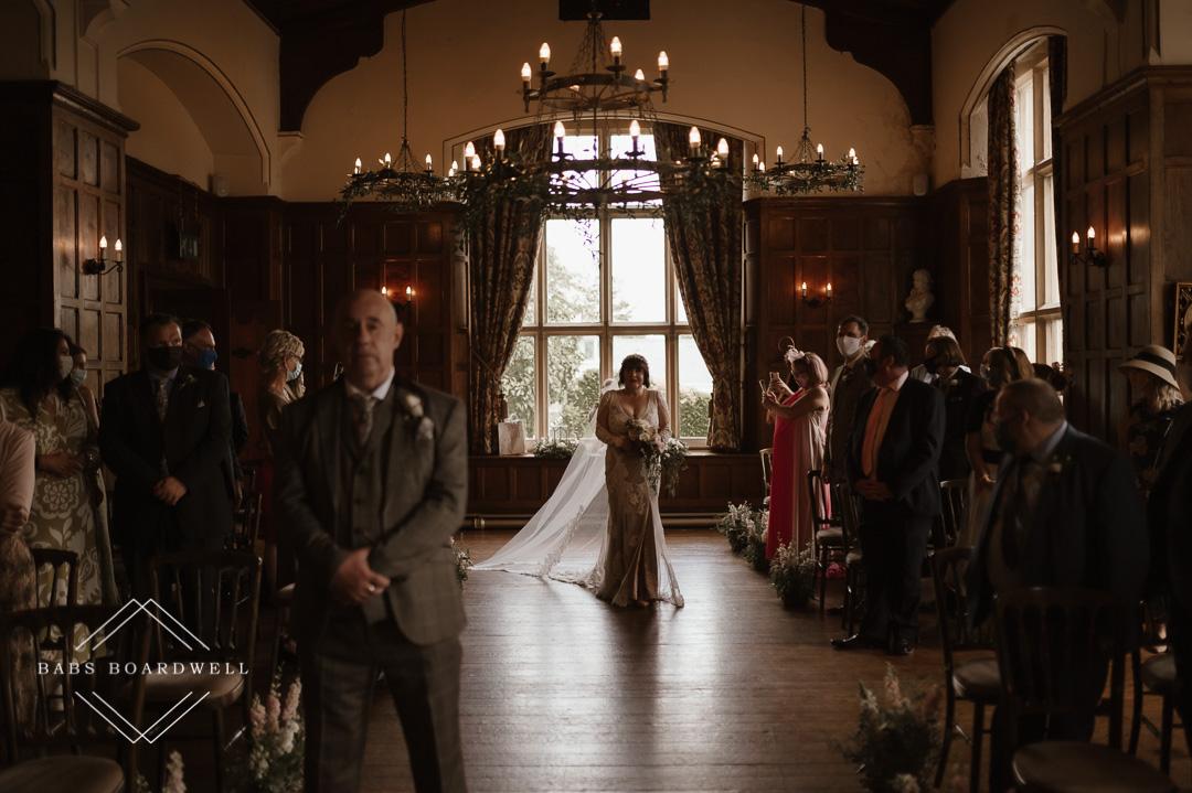 Chateau Rhianfa Wedding Photography with Willowby Foxglove wedding dress