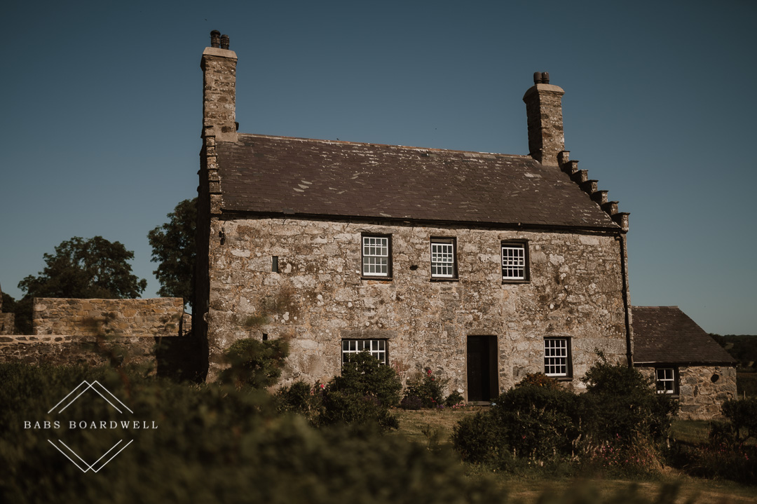 Plas Gwyn Country House Boutique self-catering farmhouse
