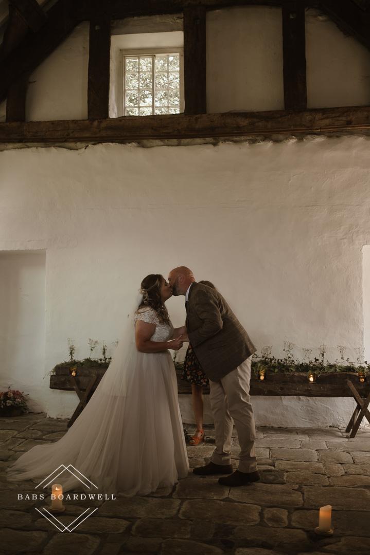 Penarth Fawr Elopement Wedding